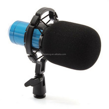 karaoke Microphone with Shock Mount for PC Song Recording BM800 Microfone 3.5mm Wired