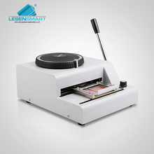 Super September Factory Price Portable Manal Embossing Machine