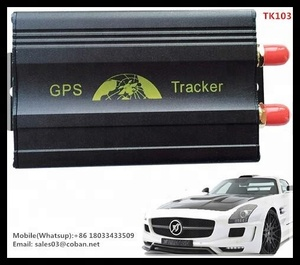 high quality tracking gps for vehicle sms gprs tracker tk 103, fuel report car gps tracker 103a