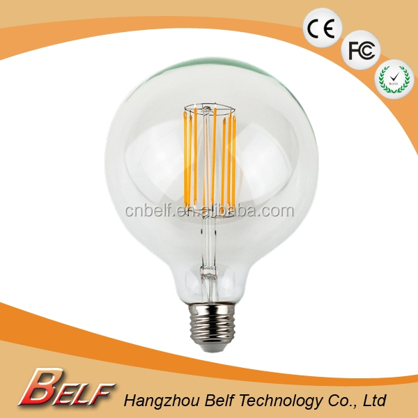 Special Led Filament G125 Bulb G95 Cheap Dimmable Led Bulbs Big Globe Clear Bulbs Buy Cheap