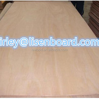 18mm Commercial Plywood Laminated Birch Veneer
