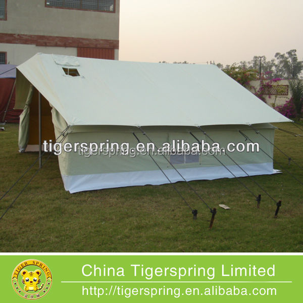 2013 popular fashion used canvas military tents