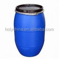 hot sale blue plastic barrel drums