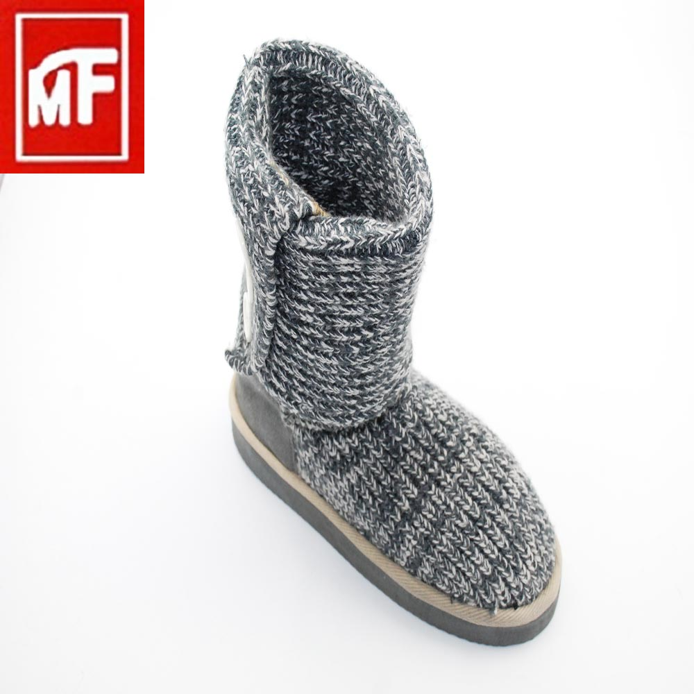New fashionable high-quality cheap camouflage snow boots for women