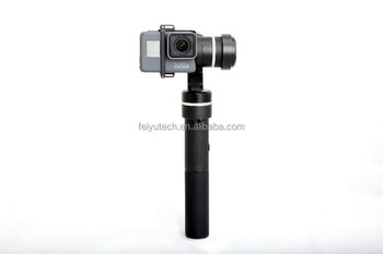 feiyu tech FY G5 3axis gimbal with Rainpoof, vertical shooting, compatible with Her o 5