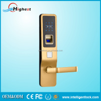 Electronic Digital Security Fingerprint with touching keypad supply