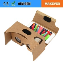 For Gift Item OEM Customized LOGO Google Cardboard V2