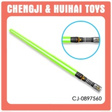 High quality kid star-war party plastic toy light sword