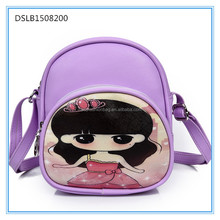 Top quality cheap canvas kids school bag wholesale students children school bags for child