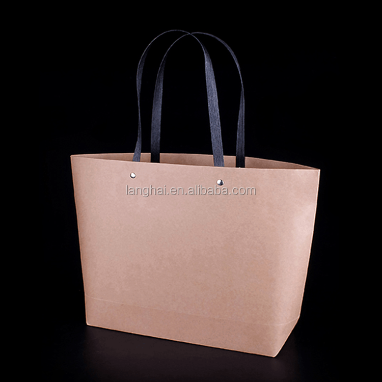 China New Products Hot Selling Craft Paper Bags/Wholesale Factory Competitive Price Alibaba Best Seller Laminated Kraft Bags