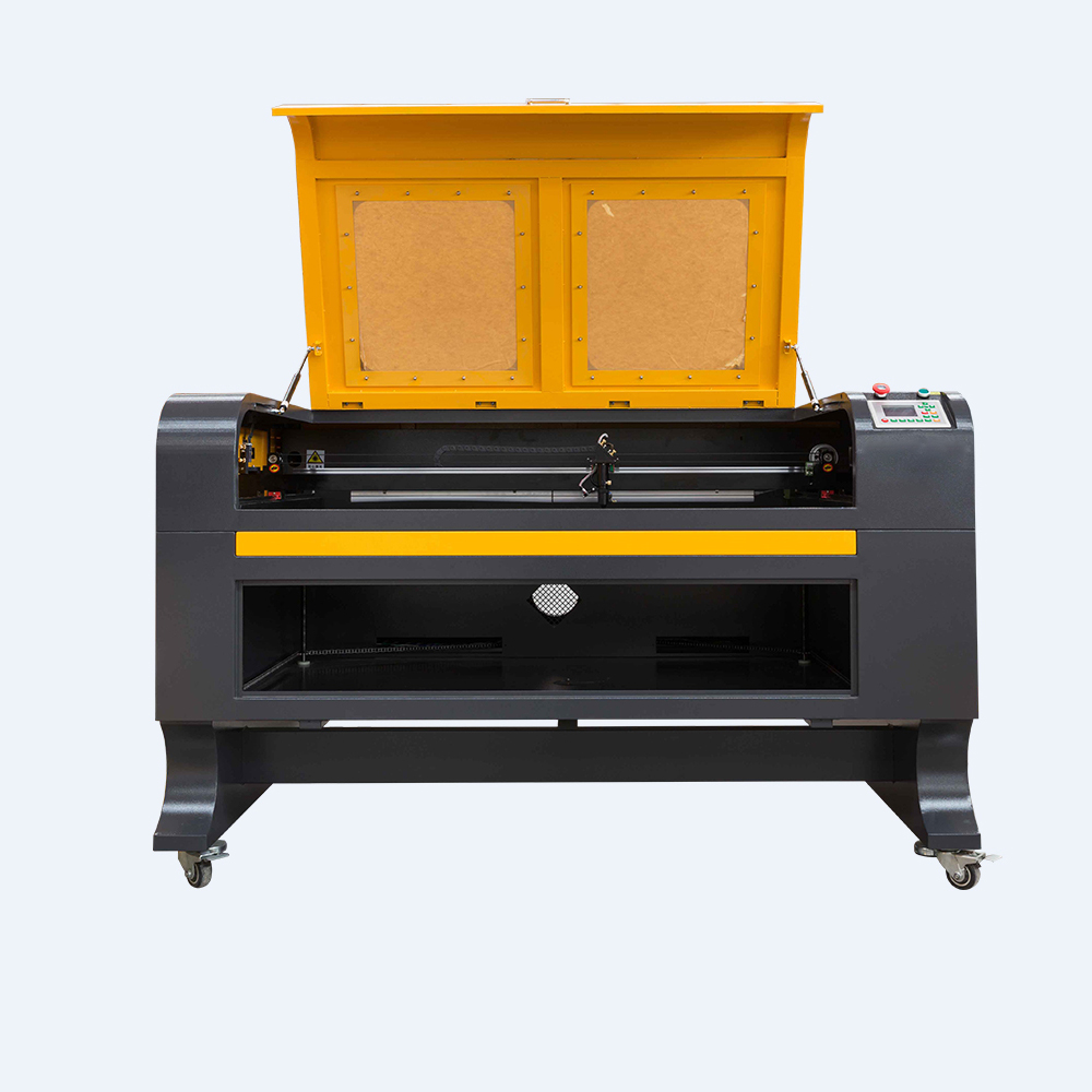 Factory Price 80w <strong>laser</strong> cutting machine 6090 For Wood, Plastic, Acrylic, Aluminum