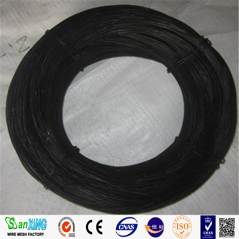 Hengshui Anping Cheap Black Annealed Iron Wire