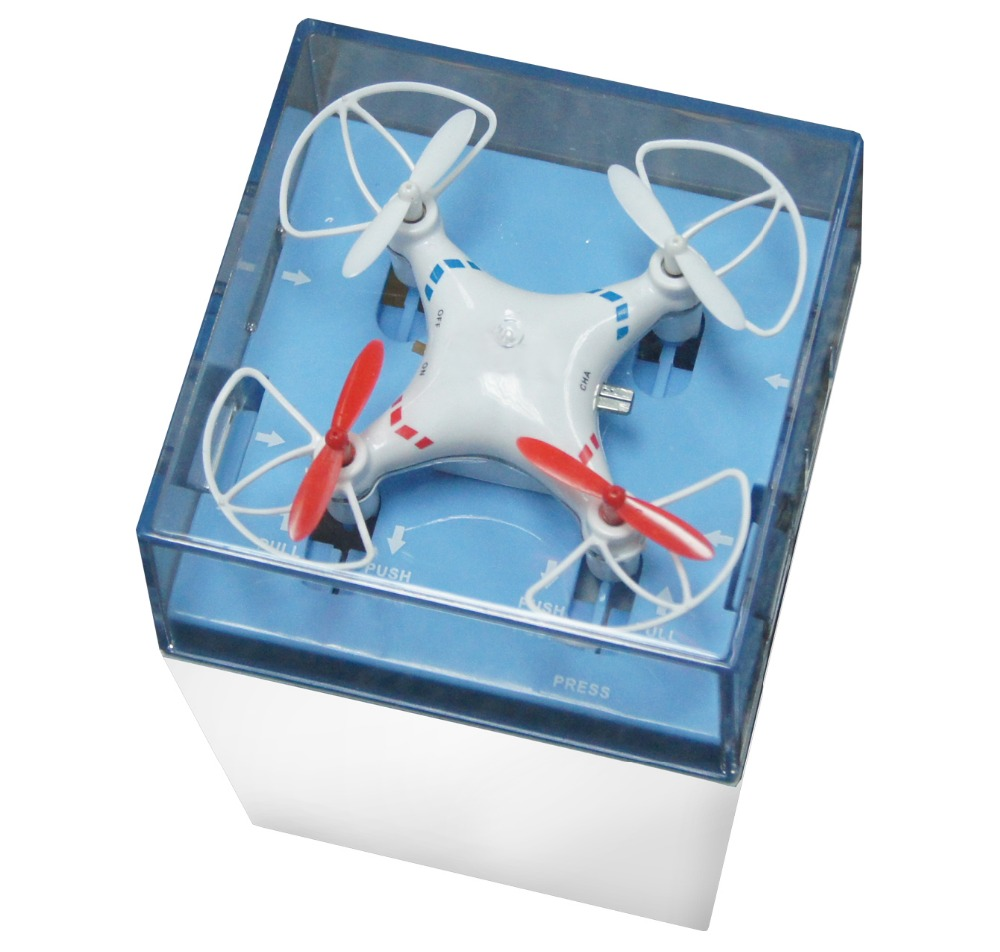 Hot selling 2.4G remote control quadcopter RC mini drone