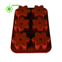 Silicon cake decorating mould pop silicone molds for baking