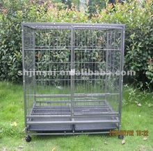 Simple and practical metal pet cages