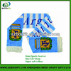 Promotional Football and Soccer Club Fans Scarf