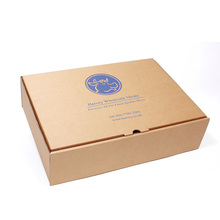 Cheap shipping embossed cardboard packing boxes
