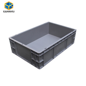2019 High Quality Distribution Storage Containers Recyclable Plastic Boxes