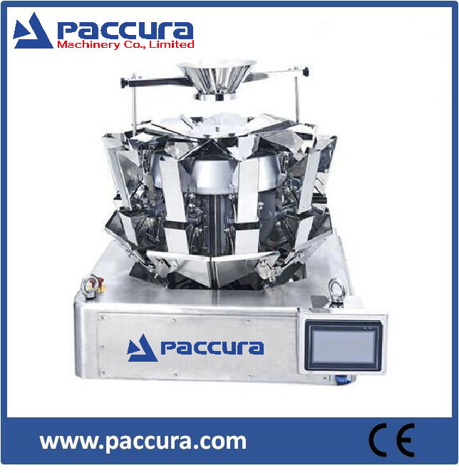 Small automatic salt packing machine