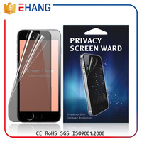 New product wholesale privacy no bubbles screen protector