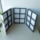 Custom cardboard tile stone sample book / quartz sample folder display case