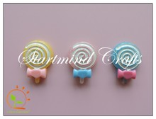 resin candy applique, cute resin shapes DIY embellishment