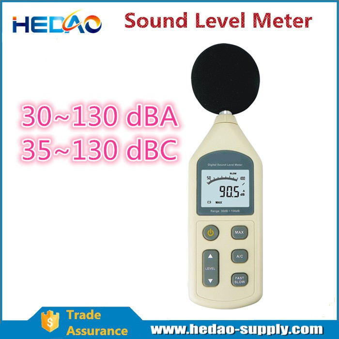 Tester Noise Meter Instruments Sound Level Meter with high quality