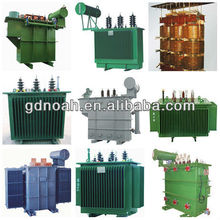 S11-(M)-30 Immersed 30KVA 10KV grade double winding excitation voltage distribution transformer