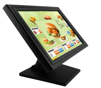 Resistive,IR,Capacitive touch screen industrial touch monitor 15 inch