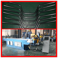 cnc full automatic stainless steel pipe bending machine for making motorcycle handle