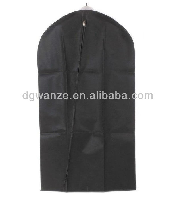 High-quality dance competition polyester garment bags with pockets wholesale