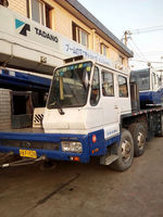 used manual Tadano crane 55Ton for sale