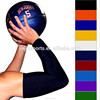 Custom Basketball Elastic Sports Arm Sleeves, Printed Compression Arm Sleeves