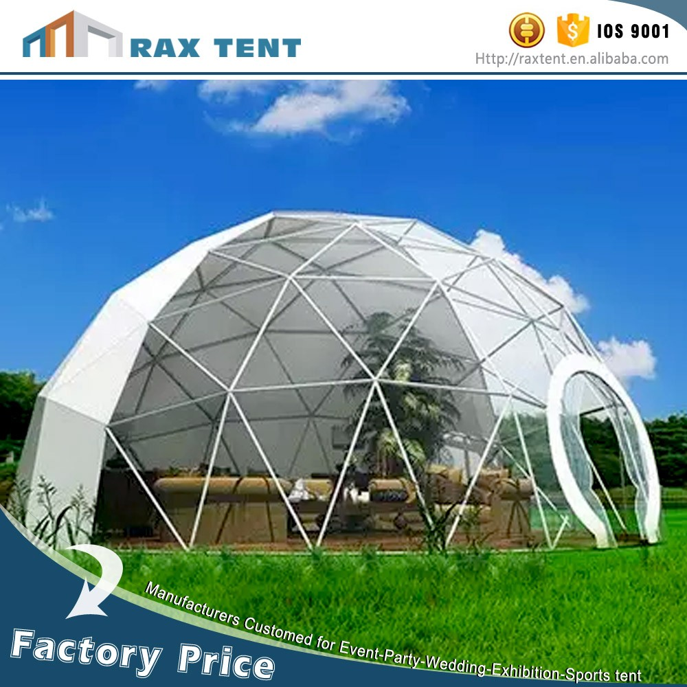 custom best quality geodesic dome tent prefabricated dome houses outdoor event wedding party marquee factory direct sales