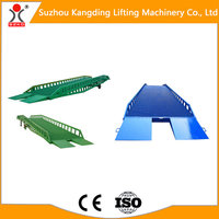 10 ton loading Ramp
