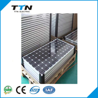High efficiency 200w,250W,300W solar panels for home use