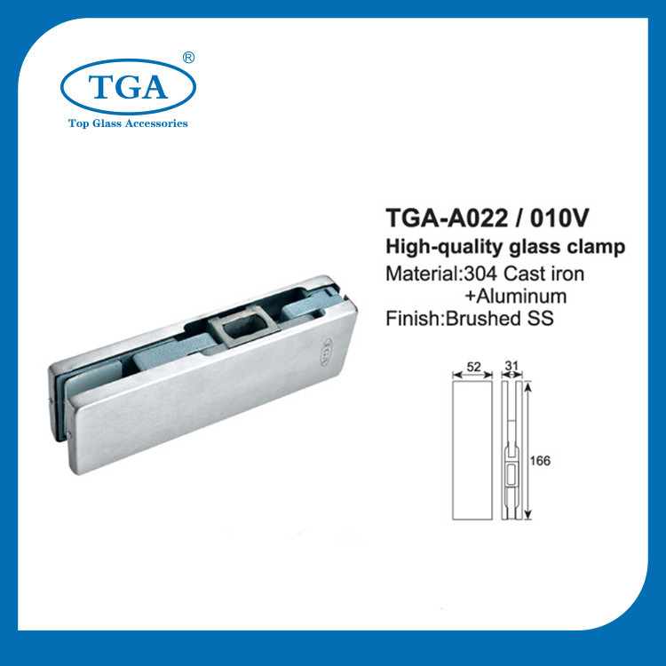A022/010V glass door patch fitting price
