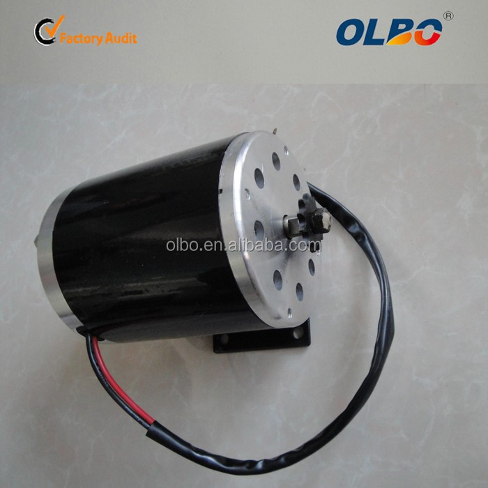 MY1020 electric bike motor