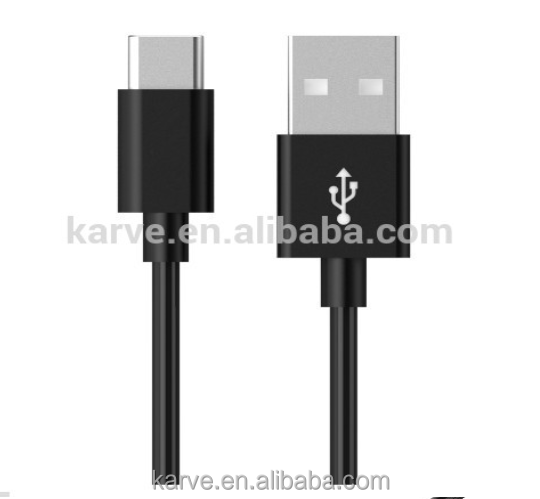 USB 3.1 Type <strong>C</strong>,1Pack 0.5m Reversible Design Hi-speed Micro USB 3.1 Type <strong>C</strong> Male to Standard Type Micro B USB 2.0