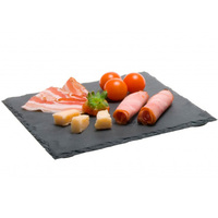Heat Resistance Tableware Rectangle Slate Stoneware