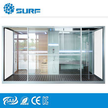 Brand New Design Multifunctional Infrared Sauna Shower Combination