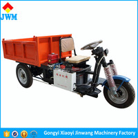Mining Electric 3 Wheels Tricycle, Electric Mining Dump Truck