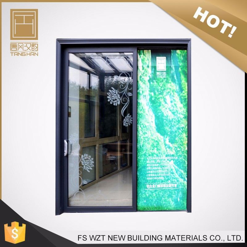 glass China factory interior partition usage sliding door mechanism for garden