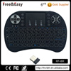 2.4g Wireless Rii I8 mini Air Mouse Touch Pad Mini Keyboard for gamers