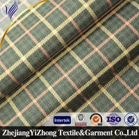 Direct factory polyester viscose fabric tr suiting fabric for men suiting