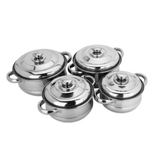 stainless steel hot pot casserole stainless steel hot pot cookware price