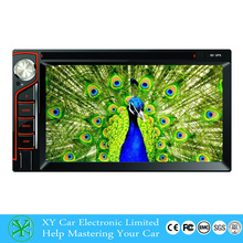 GPS ndouble din dvd player for car,avigation high quality with oem , car gps 2 din car dvd player XY-D7062