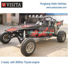 2017 Hot Sale 3000cc Sand Rail Buggy