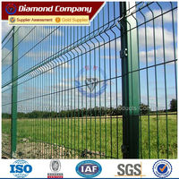 yard security fence/iron fence/plastic fencing