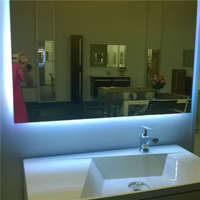 hotel shaving vanity mirrors for bathroom ideasframless contemporary halogen bathroom led lighted vanity mirrors